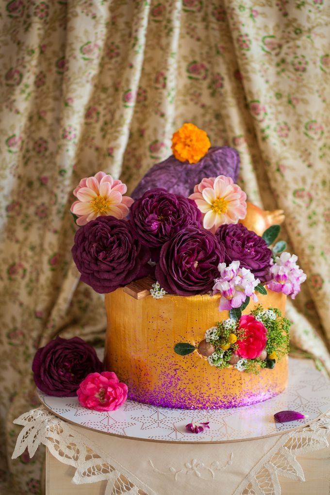 Luscious Blooms by Cake & Wildflour - 007