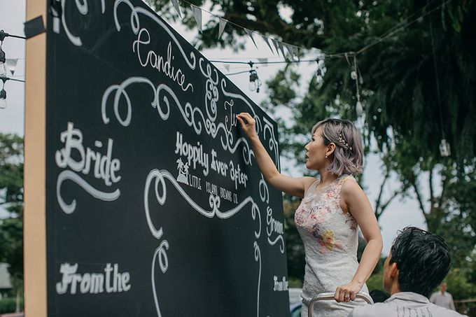 Tropical Quirky Wedding by LITTLE ISLAND BREWING CO. - 002