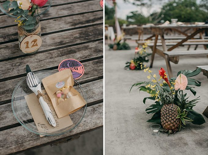 Tropical Quirky Wedding by LITTLE ISLAND BREWING CO. - 006