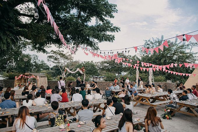 Tropical Quirky Wedding by LITTLE ISLAND BREWING CO. - 011