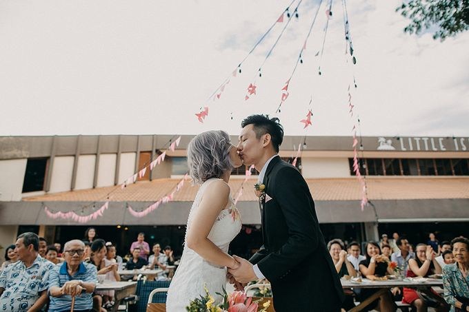 Tropical Quirky Wedding by LITTLE ISLAND BREWING CO. - 014
