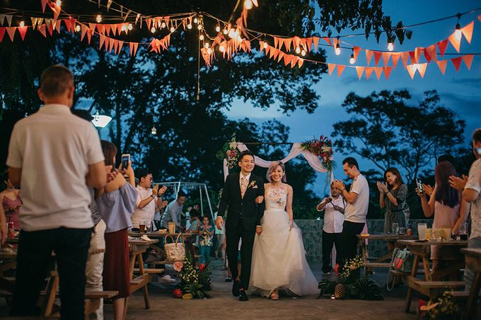 Tropical Quirky Wedding by LITTLE ISLAND BREWING CO. - 026