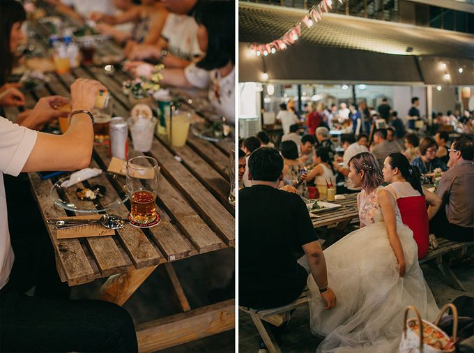 Tropical Quirky Wedding by LITTLE ISLAND BREWING CO. - 033