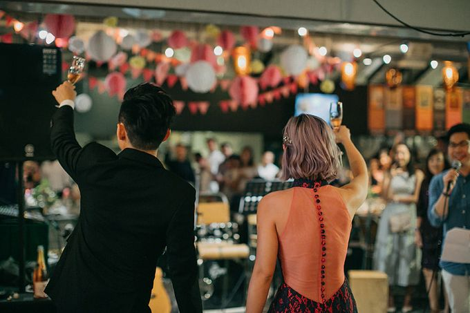 Tropical Quirky Wedding by LITTLE ISLAND BREWING CO. - 037