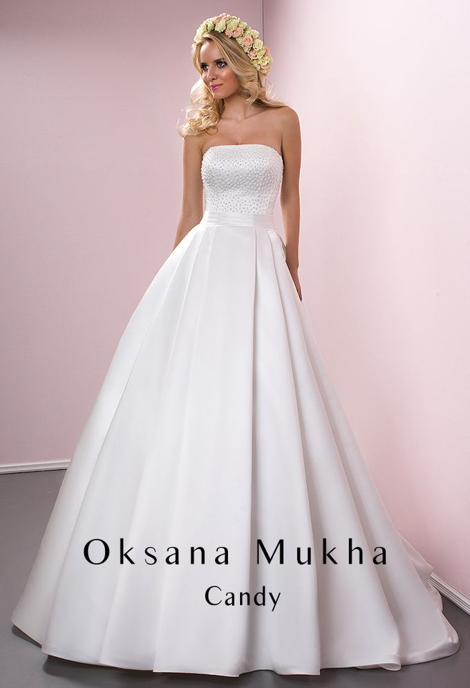 Preview Wedding Collection 2017 by OKSANA MUKHA - 007