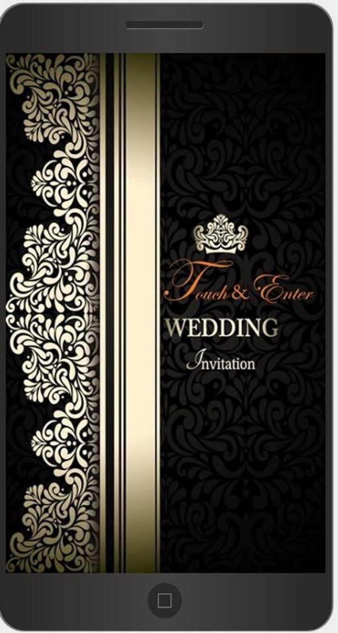A Mobile Wedding Invitation Webiste by GraceWood.co - 013
