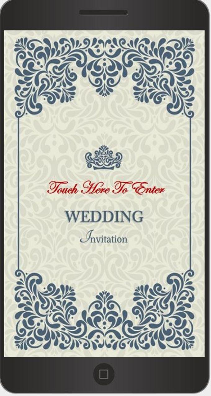 A Mobile Wedding Invitation Webiste by GraceWood.co - 007
