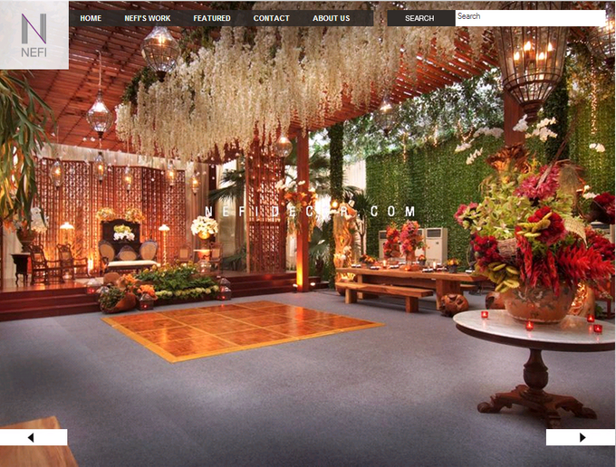 Nusantara Ballroom & Garden 4 by The Dharmawangsa Jakarta - 002