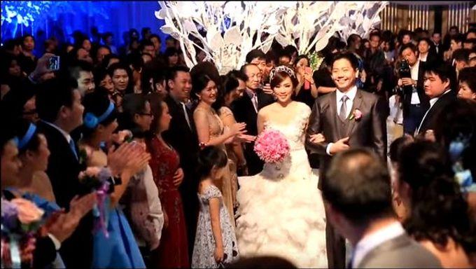 Wedding of Gaery & Felicia at  Mulia Hotel Jakarta by William Sam - 002