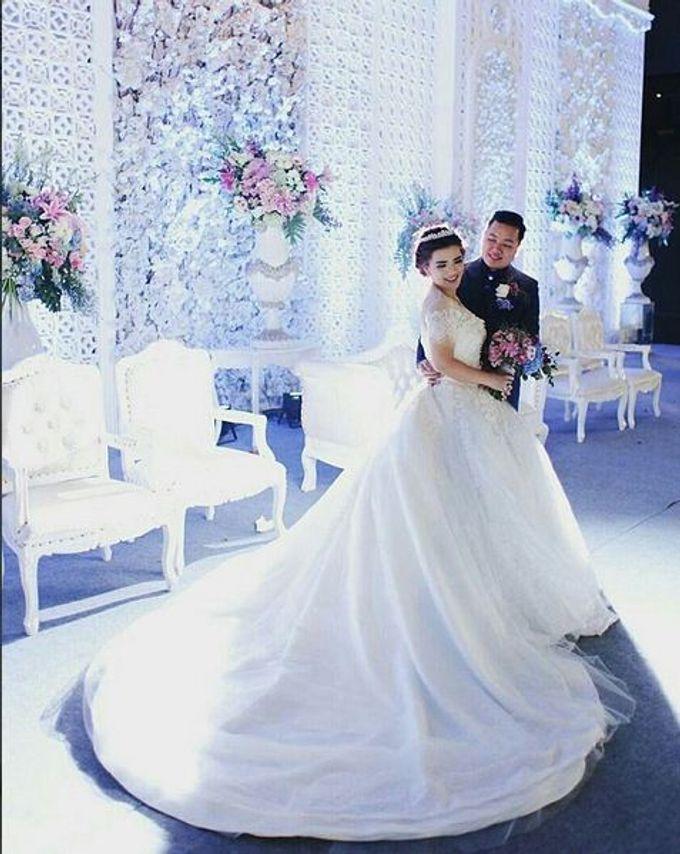 WEDDING WILLY & ALVIONITA by Stephanie Amanda Couture - 010