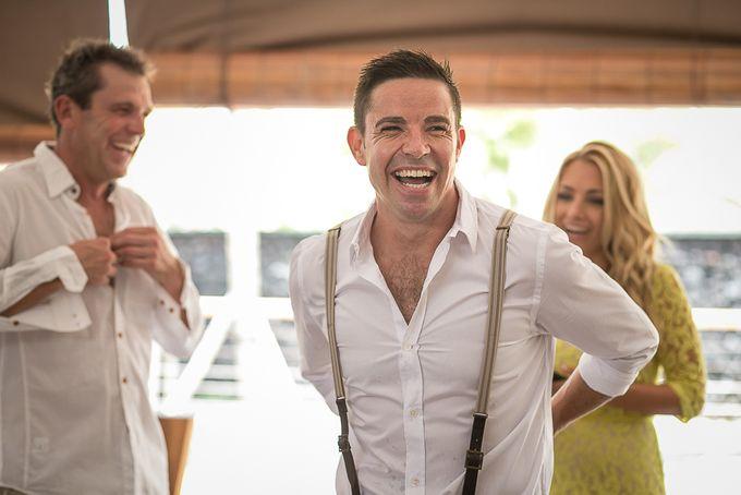 Cara and Sam Wedding at villa Vogel by Ferry Tjoe Photography - 019