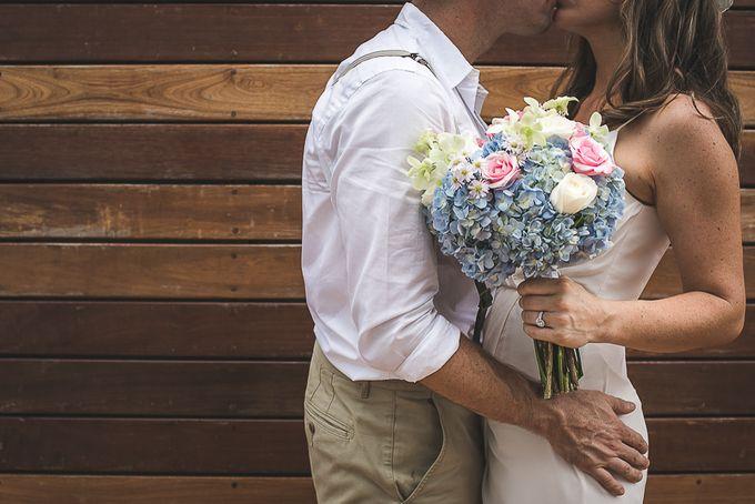 Cara and Sam Wedding at villa Vogel by Ferry Tjoe Photography - 032