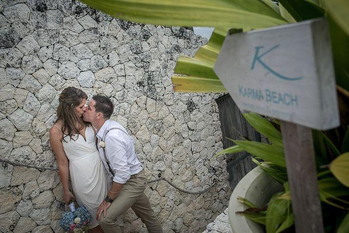 Cara and Sam Wedding at villa Vogel by Ferry Tjoe Photography - 043