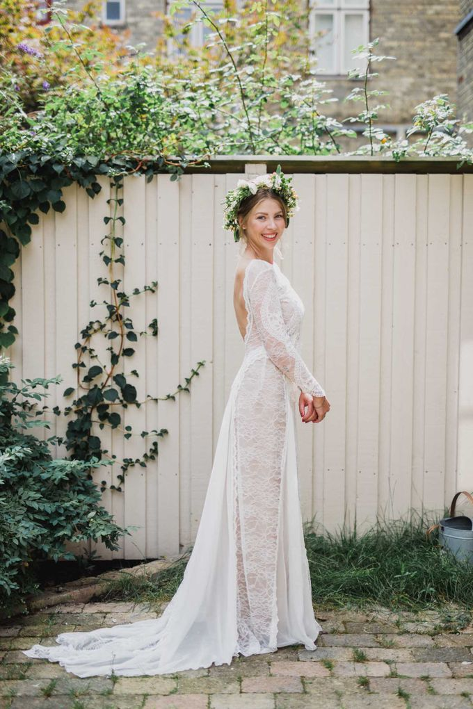 Caroline and Ricco rustic wedding by Atelier of memories - 004