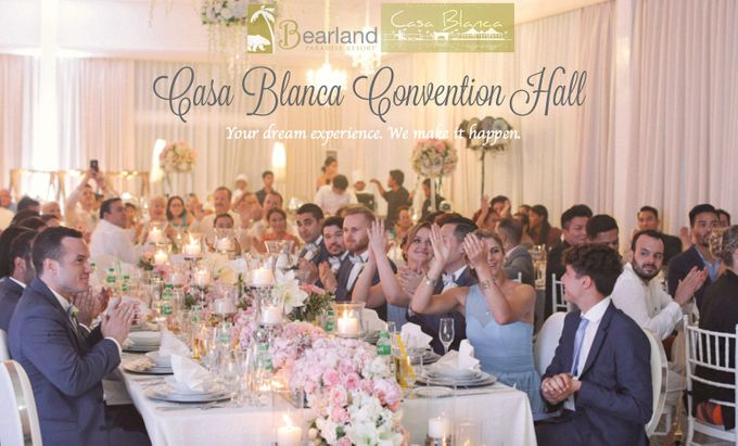 Daniel & Gerlinde Wedding 2016 by Bearland Paradise Resort - Casa Blanca Convention Hall - 036
