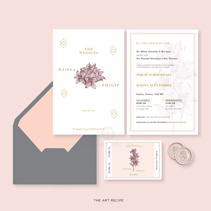 Philip & Raissa by Paper and Oath - 001