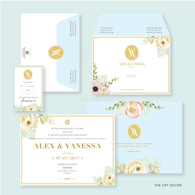 Alex & Vanessa by Paper and Oath - 001