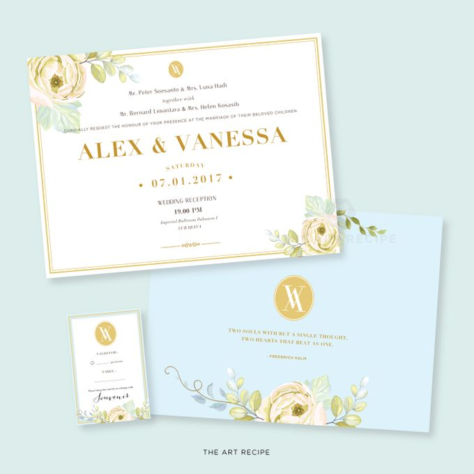 Alex & Vanessa by Paper and Oath - 003