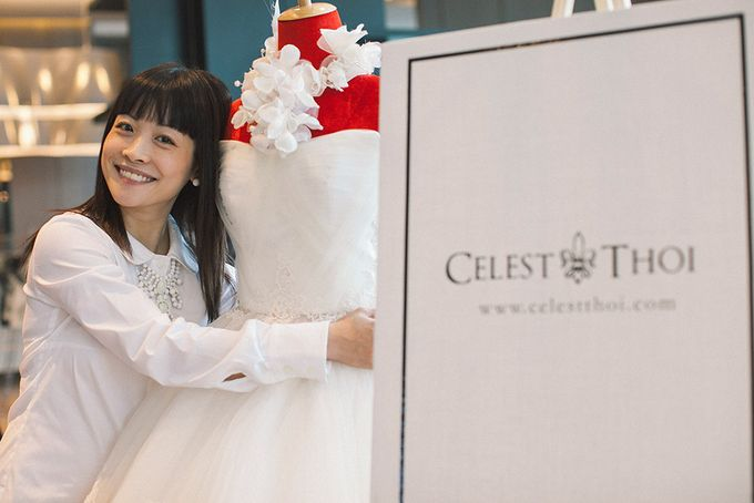 Backstage at A Journey of Timeless Elegance by Celest Thoi - 008