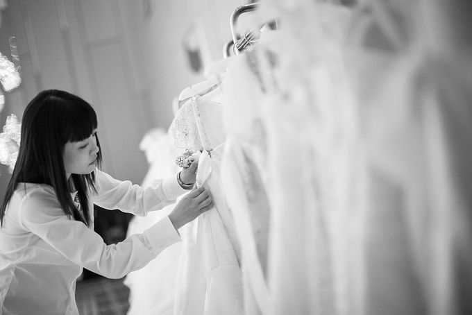 Backstage at A Journey of Timeless Elegance by Celest Thoi - 010