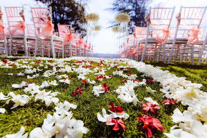 Private Resort Wedding in Phuket by Luxury Events Phuket - 036