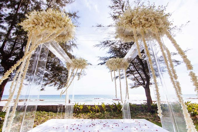 Private Resort Wedding in Phuket by Luxury Events Phuket - 004
