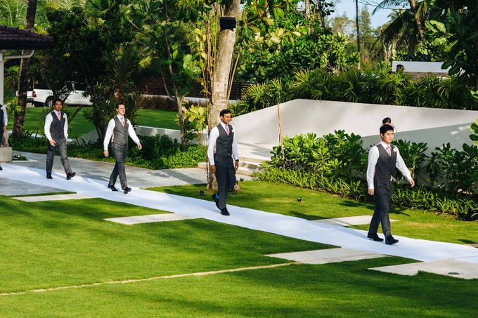 Private Resort Wedding in Phuket by Luxury Events Phuket - 008