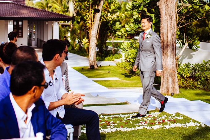 Private Resort Wedding in Phuket by Luxury Events Phuket - 009