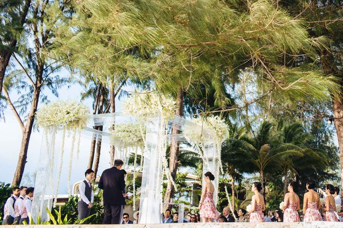 Private Resort Wedding in Phuket by Luxury Events Phuket - 034
