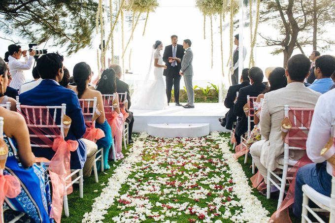 Private Resort Wedding in Phuket by Luxury Events Phuket - 013