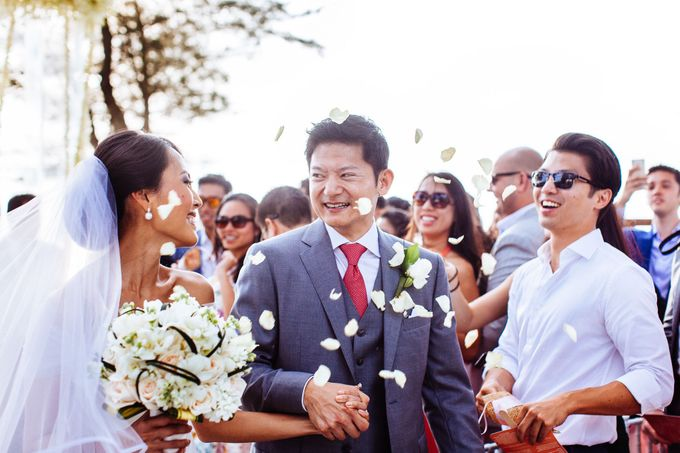 Private Resort Wedding in Phuket by Luxury Events Phuket - 016