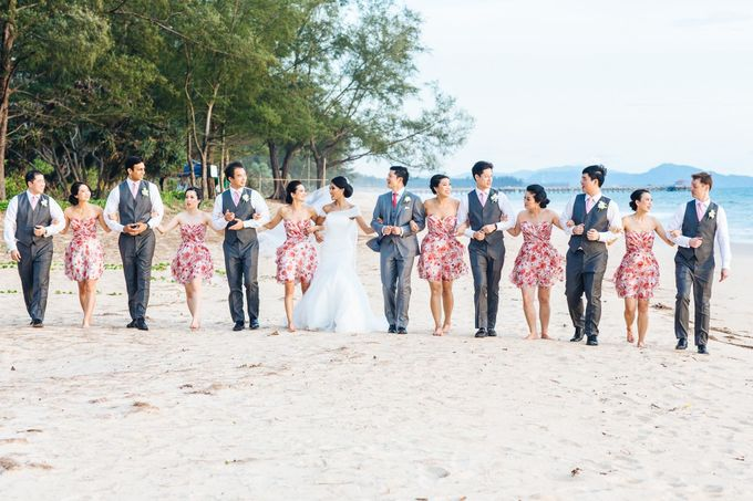 Private Resort Wedding in Phuket by Luxury Events Phuket - 022