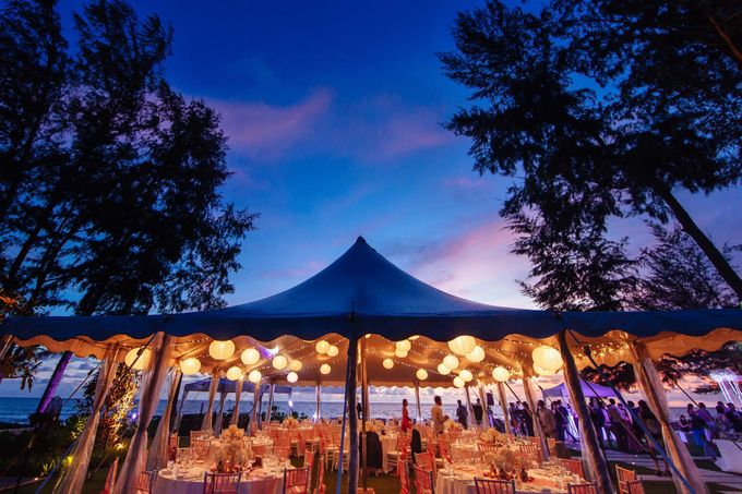 Private Resort Wedding in Phuket by Luxury Events Phuket - 025