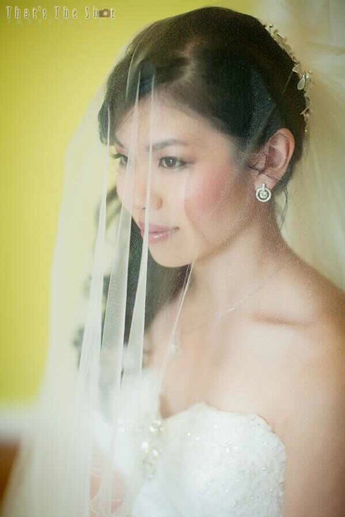 Wedding | Celia & Mark by Felicia Sarwono Makeup Art - 005