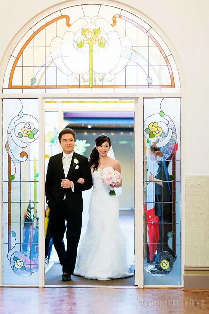 Wedding | Celia & Mark by Felicia Sarwono Makeup Art - 015