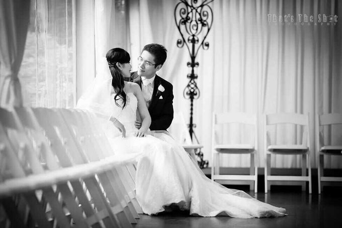 Wedding | Celia & Mark by Felicia Sarwono Makeup Art - 014