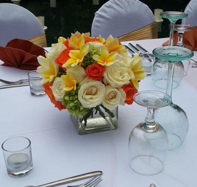 Wedding Decoration by Bali Wedding Florence - 003