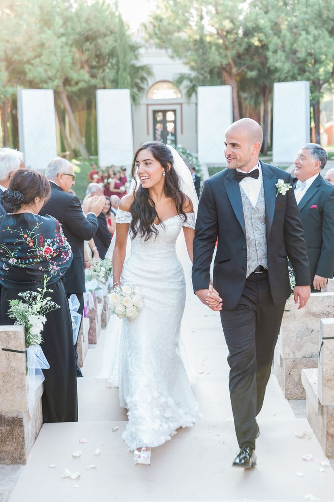 Elegant natural wedding in Spain by All About Love - 034
