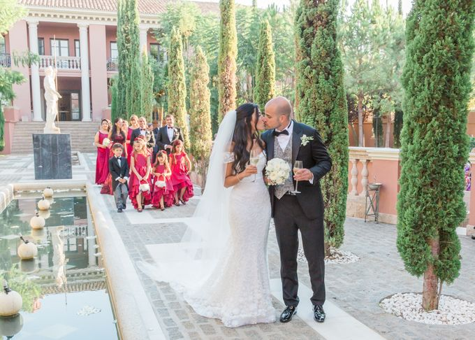 Elegant natural wedding in Spain by All About Love - 035
