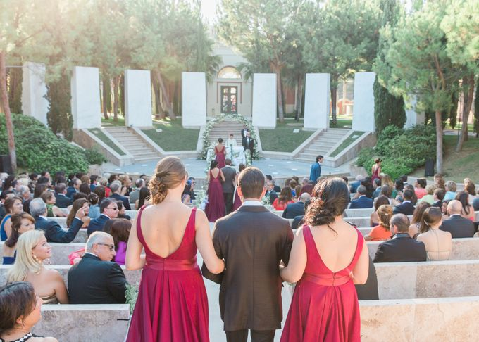 Elegant natural wedding in Spain by All About Love - 027