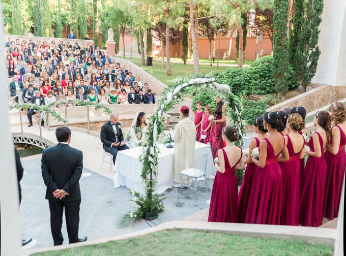 Elegant natural wedding in Spain by All About Love - 029