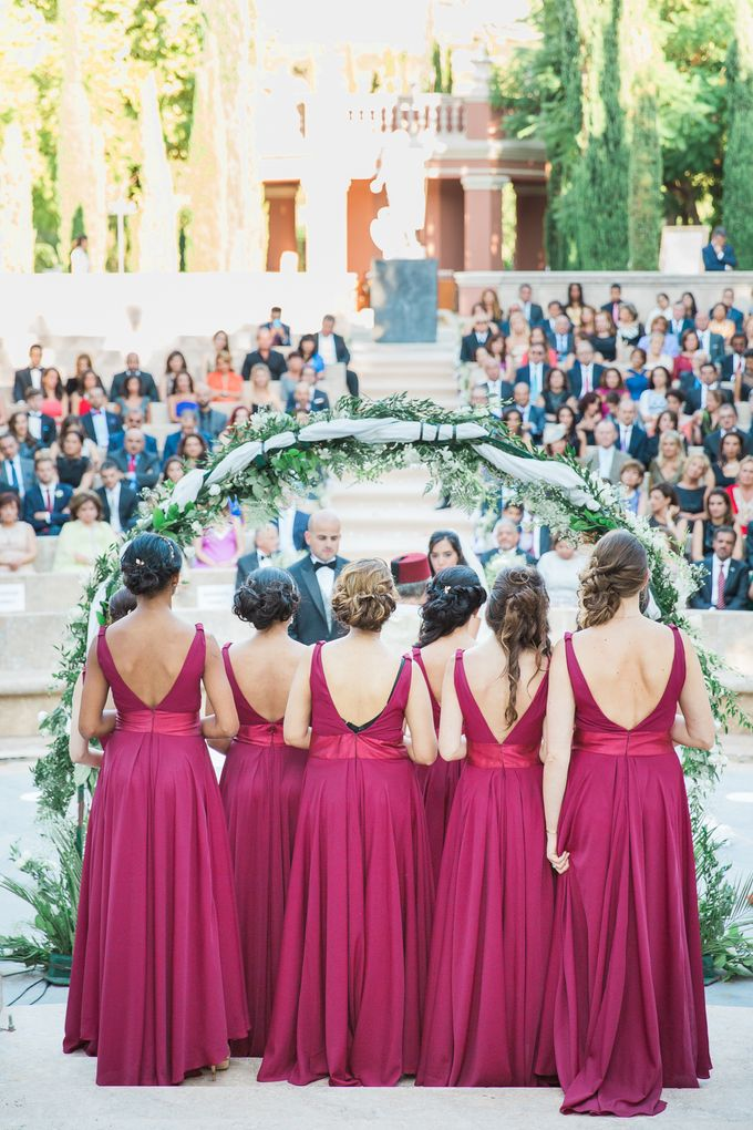 Elegant natural wedding in Spain by All About Love - 030