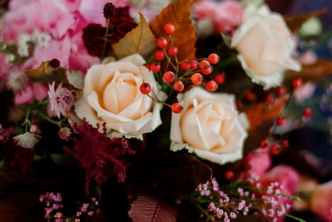 Mid-autumn Romance 1 by Everitt Weddings - 001