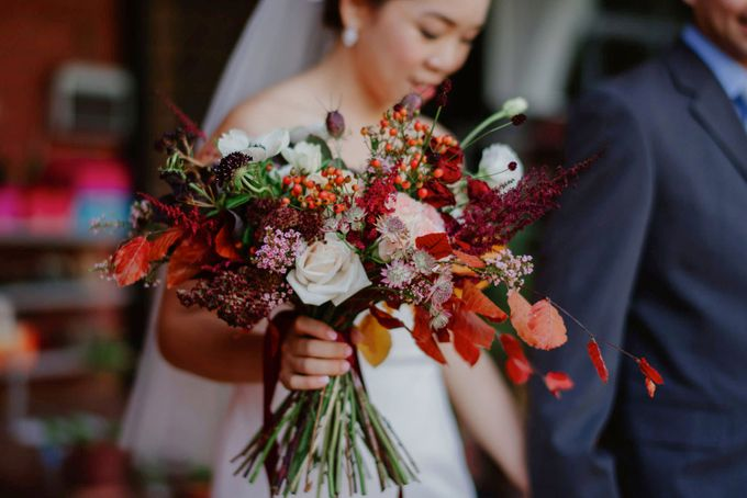 Mid-autumn Romance 1 by Everitt Weddings - 016