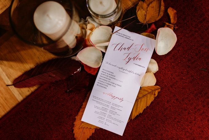 Mid-autumn Romance 1 by Everitt Weddings - 023