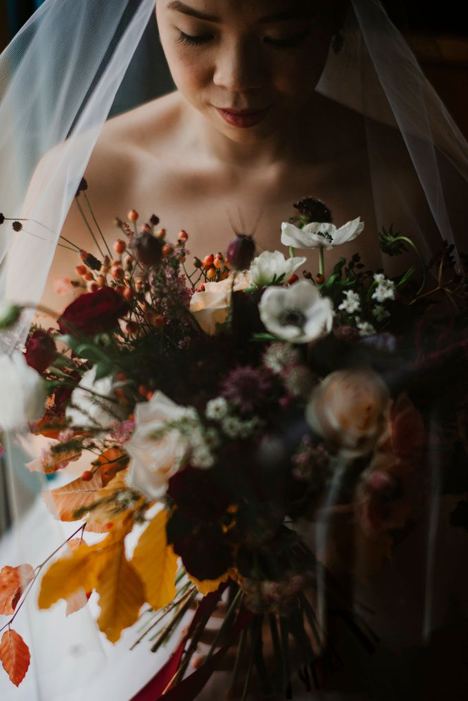 Mid-autumn Romance 1 by Everitt Weddings - 028