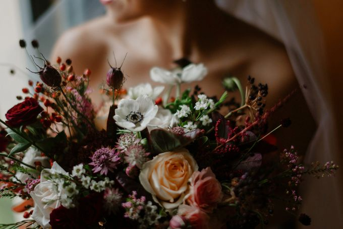 Mid-autumn Romance 1 by Everitt Weddings - 029