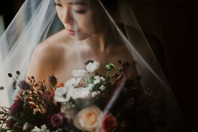 Mid-autumn Romance 1 by Everitt Weddings - 030