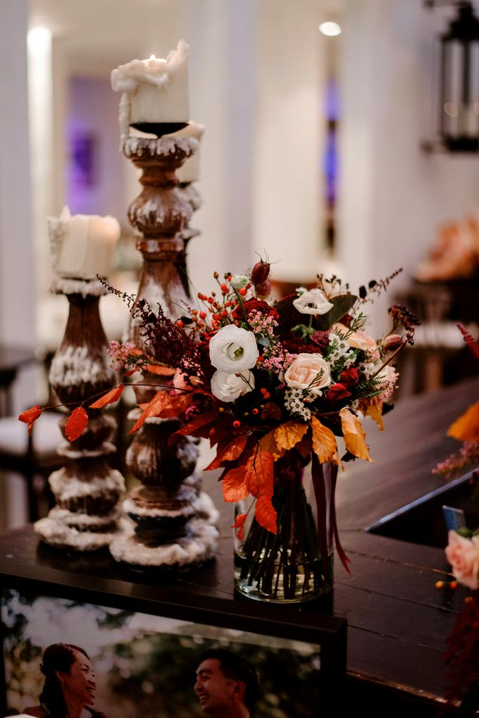 Mid-autumn Romance 2 by Everitt Weddings - 004