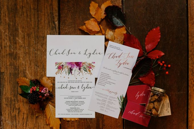 Mid-autumn Romance 2 by Everitt Weddings - 014